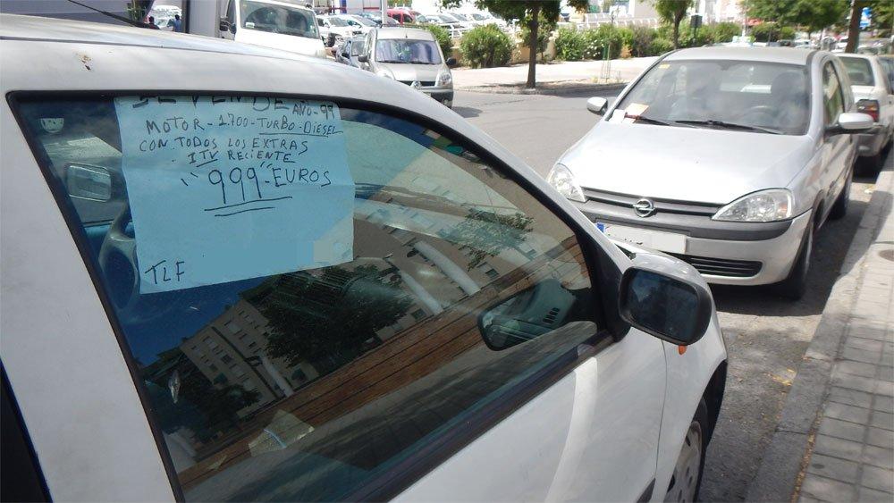 venta coches calle profesor dalmau zona norte granada